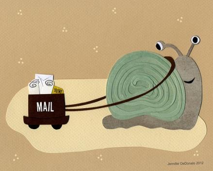 snail+mail